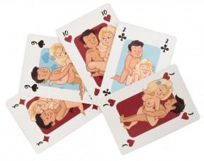Карты - Kama Sutra Playing Cards